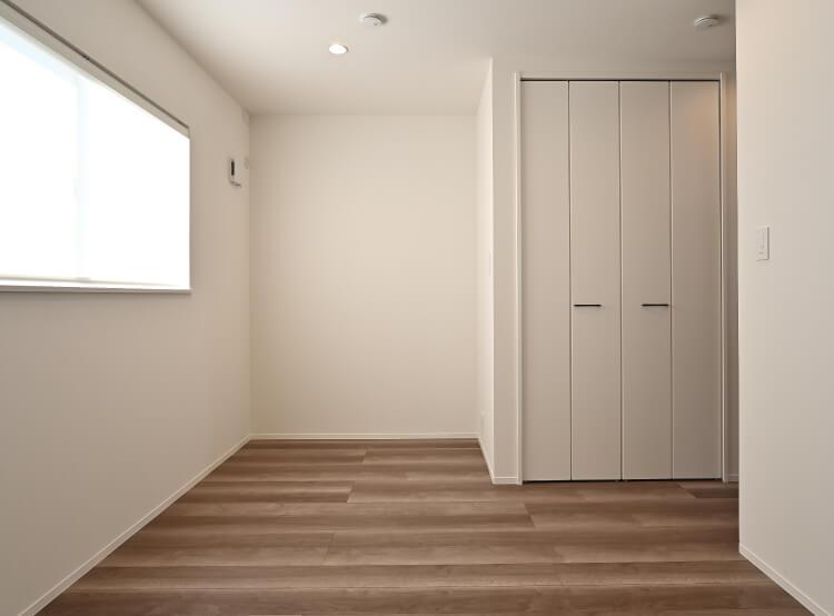 子供部屋と収納(2階)