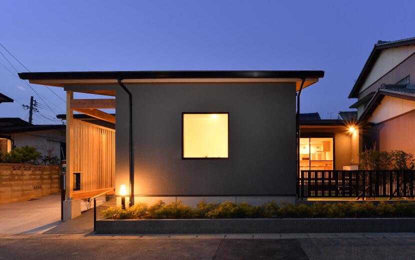 住宅設計事例(垂水の家)